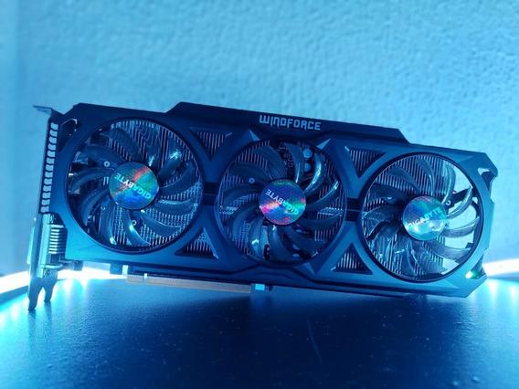 Placa De Vídeo Geforce Gtx 760 Windforce Triple Fan Gigabyte
