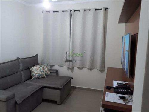 Apartamento Com 2 Dormitórios Na Divisa Próximo Ao Vlt - V6251
