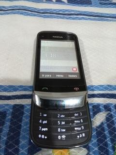 Nokia C2-06 Usado Sem Carregador P/ Retirada De Peças
