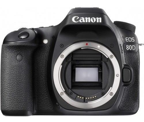 Camera Canon Dslr Eos 80d Corpo C/ Recibo
