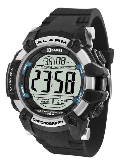 Relógio Masculino X-games Xmppd542 Bxpx= 09