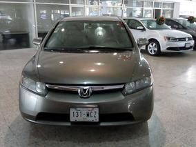 Honda Civic Lx Factura Agencia Un Dueño Todo Pagado