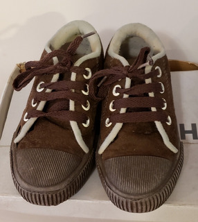 Zapatillas Cheeky. Hermosas. Color Marrón Talle 28 (17 Cm)(