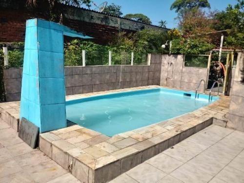Casa No Jardim Umuarama, Em Itanhaém, Ref. 5962 M H