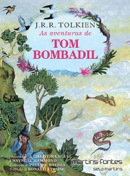 Aventuras De Tom Bombadil, As - Martins Fontes
