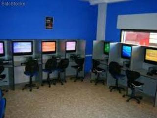 Ciber De 4 Computadoras