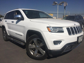Jeep Grand Cherokee 2014 5p Limited 4x2 V6 Aut