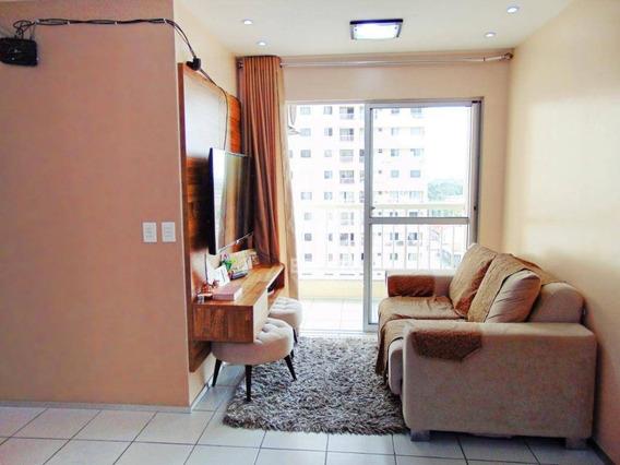 Apartamento Com 2 Quartos À Venda, 55 M², Área De Lazer, Nascente - Messejana - Fortaleza/ce - Ap1584