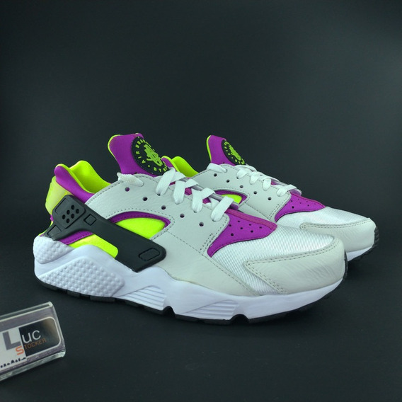 Tênis Nike Air Huarache Run Qs Magenta Original