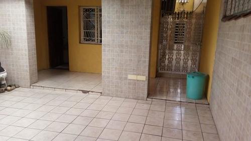 Imagem 1 de 14 de Campo Grande-sobrado Isolado-3 Dorm-ste Lazer 2 Vagas