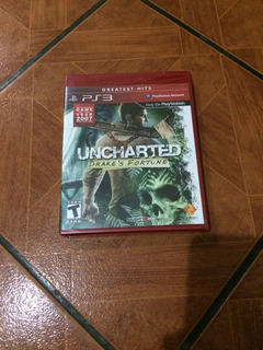 Juego Ps3 Uncharted Drakes Fortune