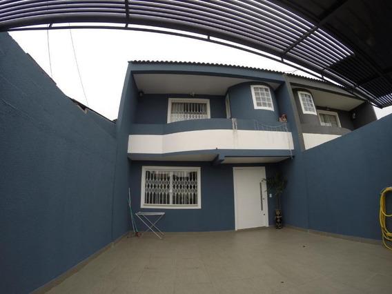 Sobrado Em Alto Boqueirão, Curitiba/pr De 90m² 3 Quartos À Venda Por R$ 350.000,00 - So518033