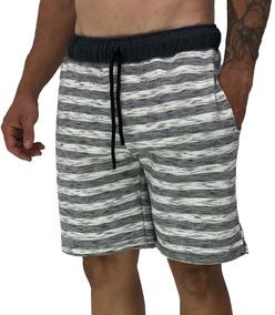 Kit 7 Bermuda Moletom Moleton Original Camuflado Slim Shorts