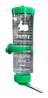 Bebedero Para Conejo Cobayo Erizo Hurón Envíos 250 Ml