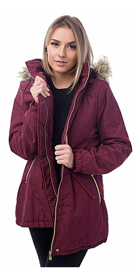 Jaqueta Feminina Plus Size Casaco Inverno