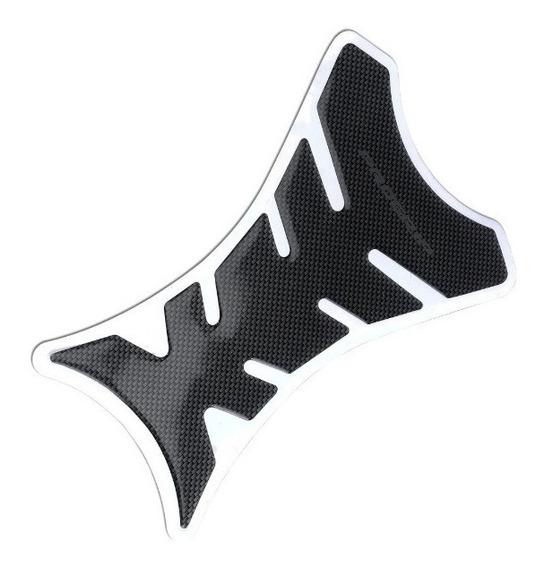 Protetor Tanque Progrip Cor Carbono Carbon Universal Moto