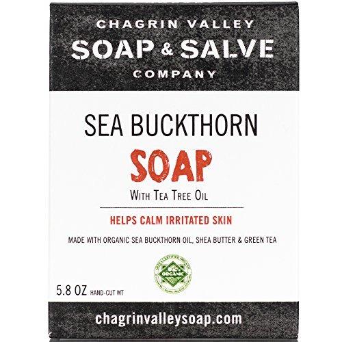 Chagrin Valley Soap & Salve - Organic Natural Soap Bar - Sea
