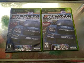 Juego De Xbox Original,forza Motorsport Precio Por Unidad.