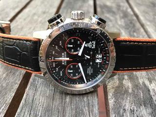 Reloj Edox Dakar - Ed. Limitada - Numerado - Crono - Full !!