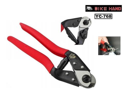 Herramienta Bike Hand Alicate Corta Cables Bicicleta - Racer