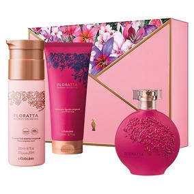 Kit Presente Floratta Flores Secretas Mães