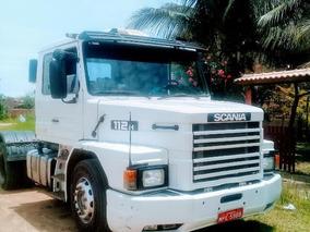 Scania 112h Com Carreta