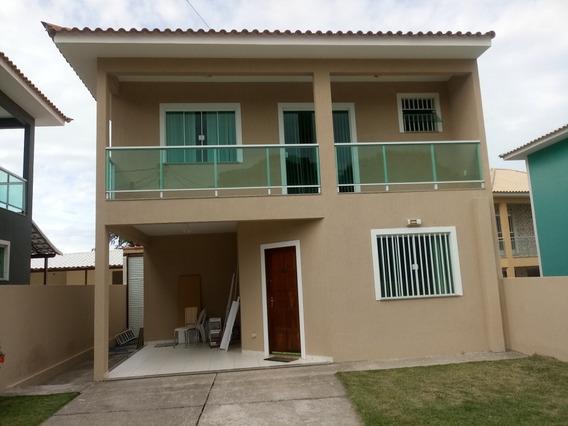 Vendo Casa Duplex Com 3 Qtos Em Iguaba Grande-rj