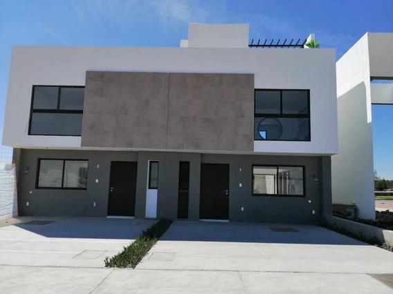 Casa En Venta Zakia Queretaro Preventa Oportunidad Rcv200707-cl