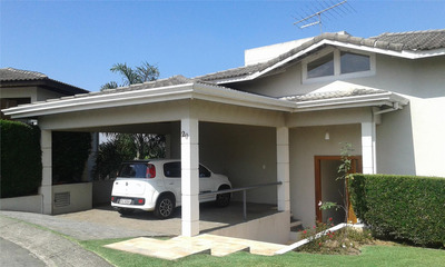 Casa Residencial À Venda, Granja Viana, Golf Village, Granja Viana - Ca11578