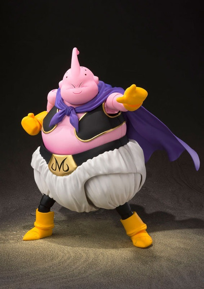 S H Figuarts Jp Majin Buu Listo Para Envio Dragon Ballz$2040
