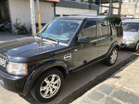 Land Rover Discovery 4 2.7