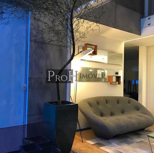 Imagem 1 de 15 de Duplex 3 Dorms, 2 Suítes E Lazer Completo - R$ 1.500.000,00