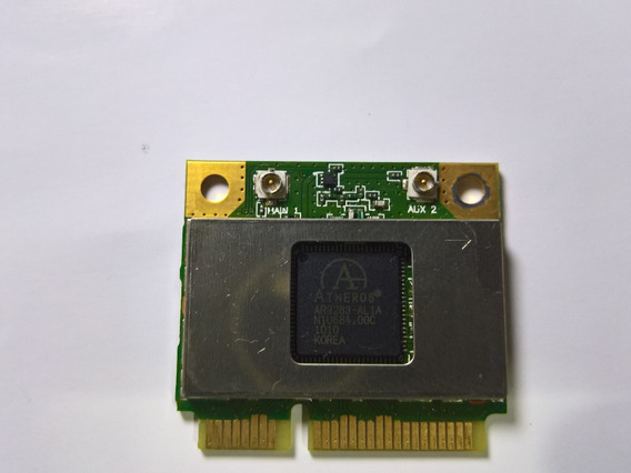 Placa Wifi/bluetooth Minipcie Notebook Atheros Ar5b93