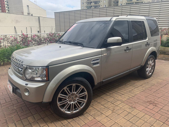 Discovery4 3.0 Hse 2011