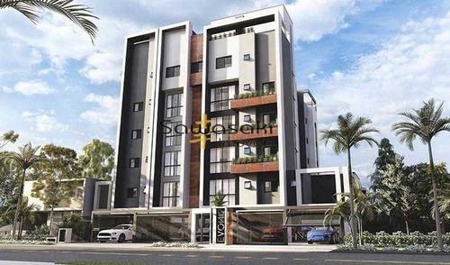 Apartamento A Venda No Bairro Centro Em São José Dos - Ap-1602-1