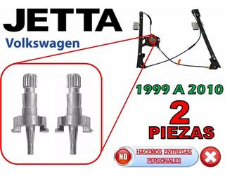 99-10 Volkswagen Jetta Vastago Para Elevador Manual 2 Piezas