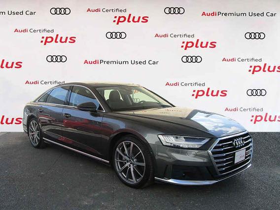 Audi A8 2019 4p Premium V6/3.0/t Aut Hibrido Aut