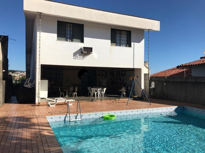 Casa Residencial/comercial Para Locação No Jardim Santa Rosália, Sorocaba 508,00 M² Construída - Ca01538 - 34053283
