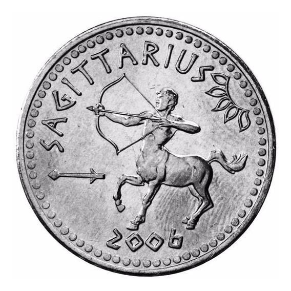 Somalilandia Año 2006 - Horóscopo - Sagitario - Sin Circular