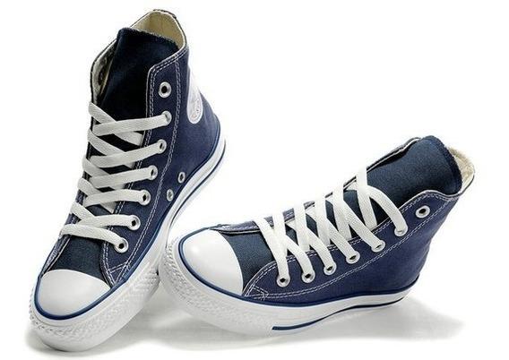 Converse Bota Azul Originales