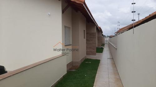 Imagem 1 de 14 de Casa A Venda No Bairro Cibratel Ll Em Itanhaém - Sp.  - Wce469-1