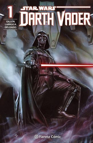Imagen 1 de 2 de Libro Star Wars Darth Vader 01 [ Pasta Dura ] Guillen