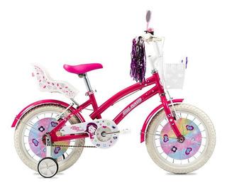 Bicicleta Olmo Tiny Friends Rodado 16 1bo1703