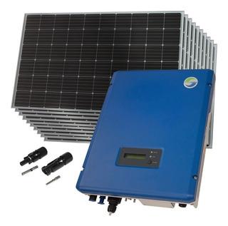 Kit Solar Inversor 2600w + Paneles - Enertik