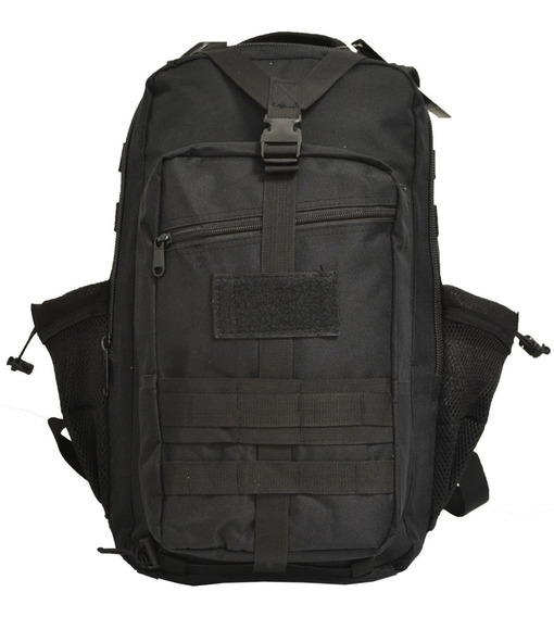 Mochila 10182 Tactica Forest Molle 30 Lts Ml Full Cuotas
