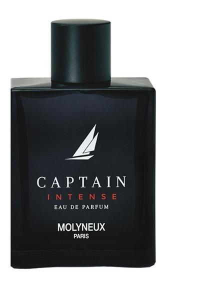 Perfume Captain Intense Homme 100 Ml - Sem Caixa - Original