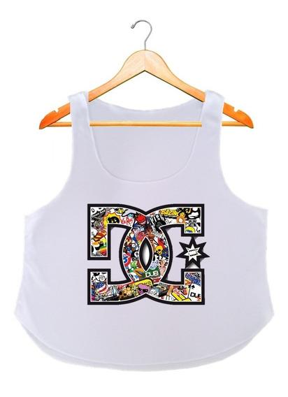 2 Crop Top Blusa Personalizados Croptop Dama Unicornio Emoji