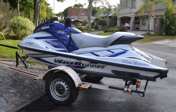 Moto De Agua - Yamaha Gp 1200r