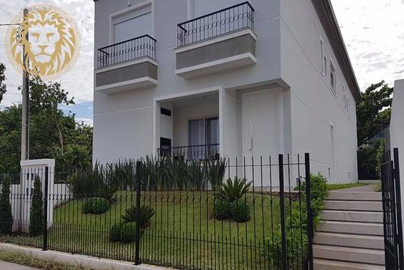Casa Em Jurerê - Florianópolis, Sc - 185