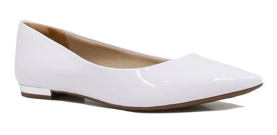 Sapatilha Zariff Shoes Metal Verniz Noivas 2082-257